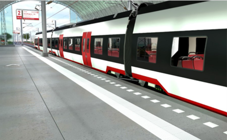 nVent SCHROFF Virtual Railway Environment