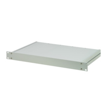 """MultipacPRO, 19"""" complete chassis from aluminum with non-perforated top cover and base plate"""