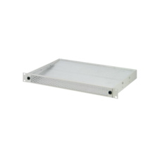 "Airguide tray for 19"" fan trays"