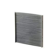 Fluted filter IP 55