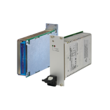 "19"" DC/DC converters for CompactPCI and VME64x, 6 U, quad"