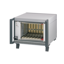 CompactPCI System, 4 HE, 8slot, 44 HP, mit Rear I/O