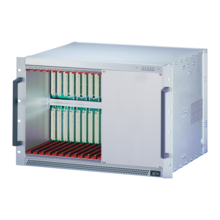 VME-based systems 7 U, 12 slot, for transition modules