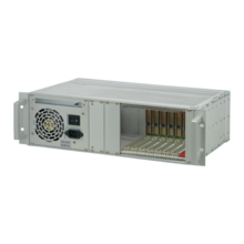 CompactPCI System, 3HE, 8slot, mit Rear I/O