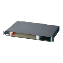 """CompactPCI 1 HE, 2 slot, mit Rear I/O, for 19"""" PSU"""