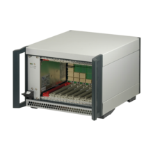 CompactPCI Serial 4 U, 9 slot, 44 HP, sans rear I/O