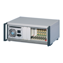 CompactPCI System, 4 HE, 8slot, mit Rear I/O