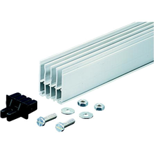 Mounting Bracket with Insulating Block for Busbar 3, 4 Pole