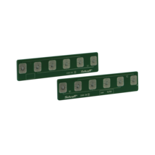 Accessories for CompactPCI Serial backplanes, CPCI Serial Power Adapter Board, 3 x V1, 3 x V2, 121212