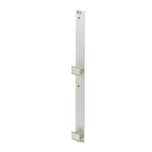 Plug in unit, front anodized, rear passivated, unshielded, static trapezoid handle