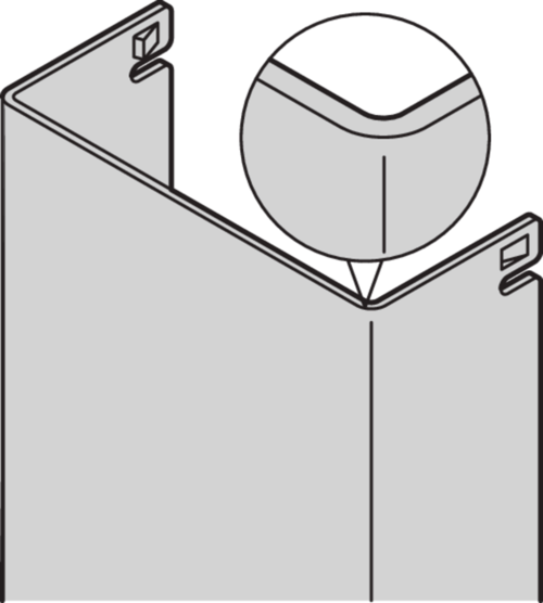 Filler modules with pull-handle mechanism