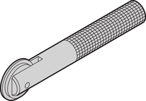 Assembly tool for stainless steel gaskets (front panel)