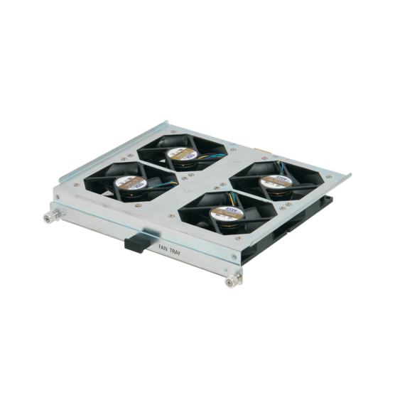 Field Replaceable Units (FRUs), Air filters and fan units