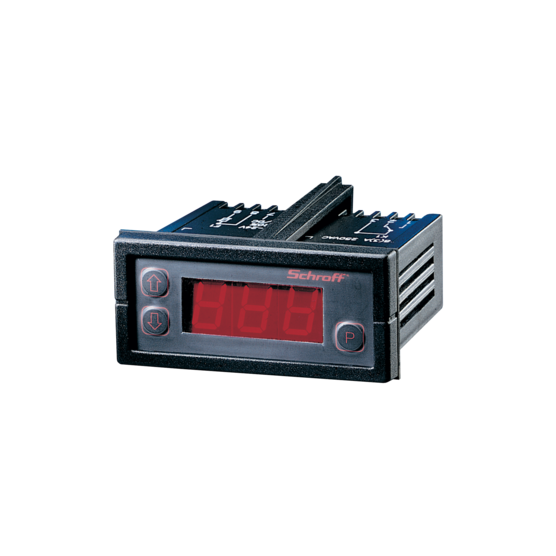 Thermostat with digital display