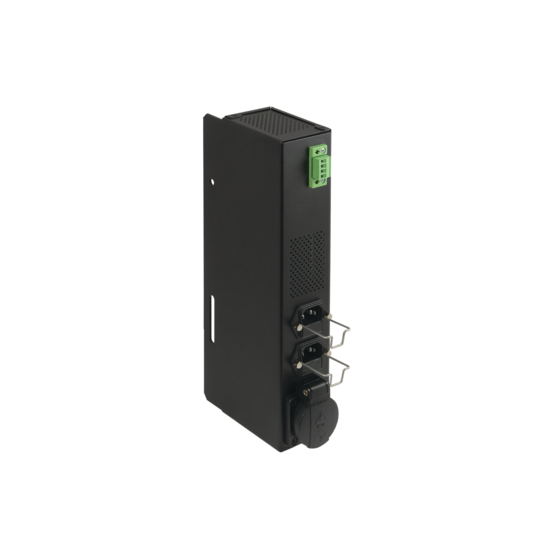 AC-mains switch-over for LHX 20