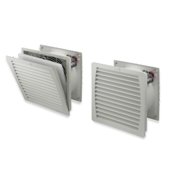 AIR FILTERED FAN FL 600 - AVAILABLE OUTSIDE USA