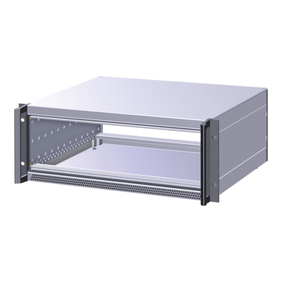 RatiopacPRO AIR, Case, Unshielded, Rack Mount with Handles