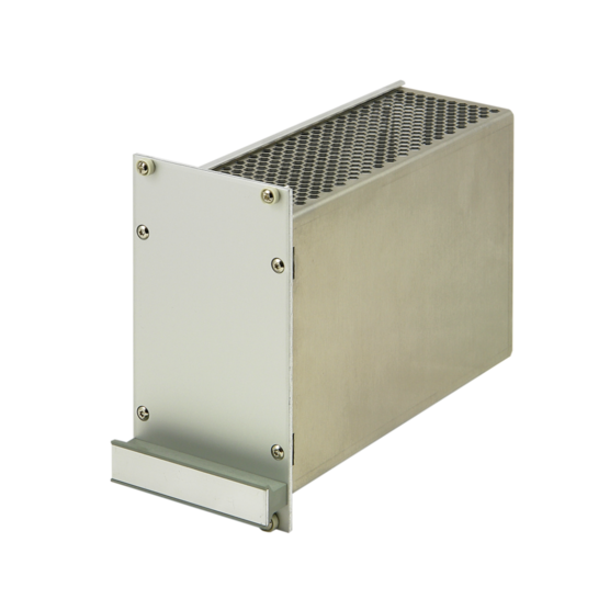 Frame type plug in unit kit, unshielded, with hood
