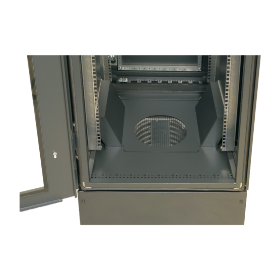 Varistar LHX 3, Cabinet watercooled to 3 kW