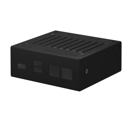 Interscale conduction cooled for Embedded NUC