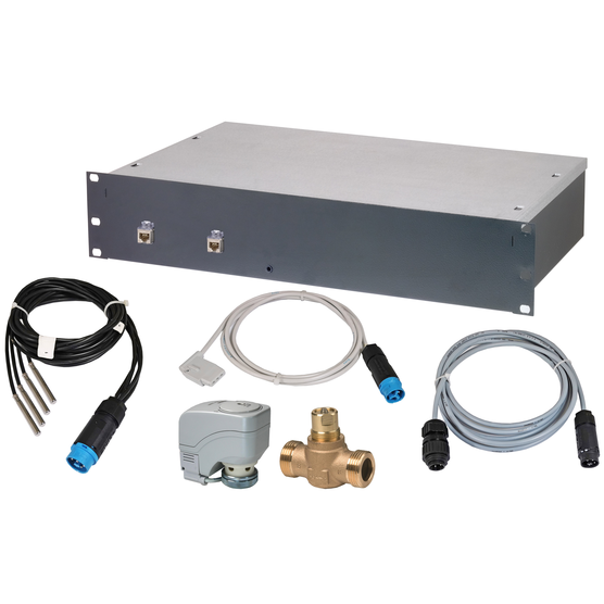 LHX+ Control Unit for LHX+ 5 KW and 10 KW kit