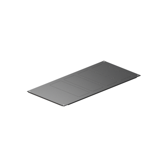 Varistar CP Flat Top Cover With Pre-Cutout Zones