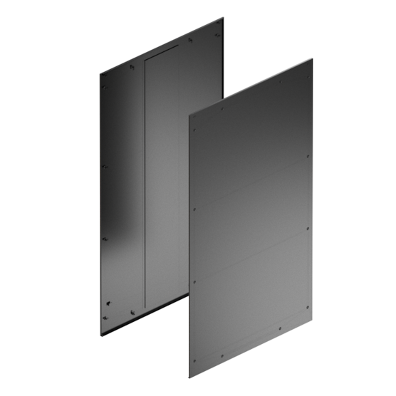 Varistar CP Side Panel, Screw-Fixed